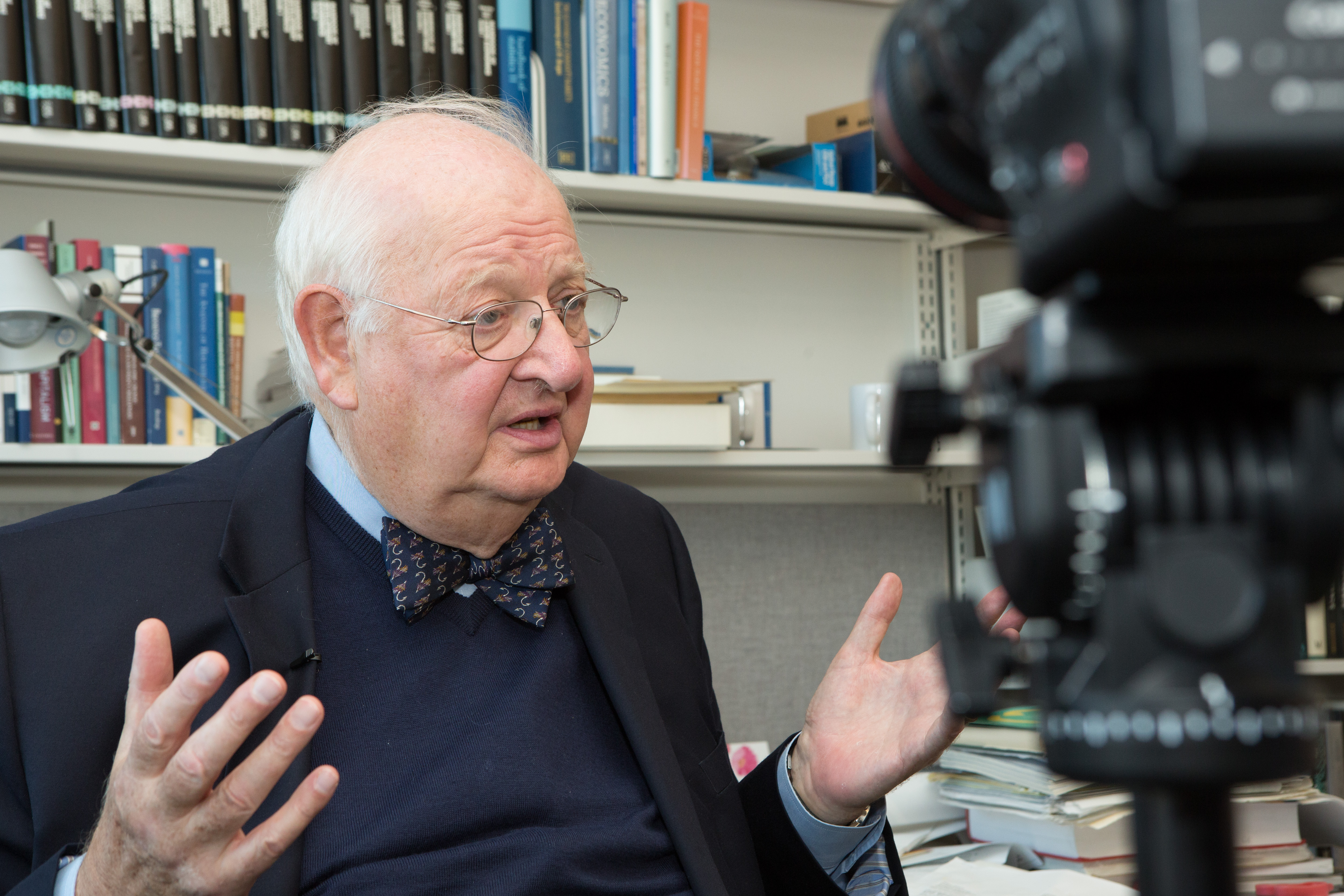 understanding the economics of eisenhower Gilpin integrates economic and political analysis in his discussion of global political economy  global political economy: understanding  eisenhower professor.