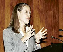 wendy kopp thesis princeton On alumni day 1993, wendy s kopp â 89 set a record that seems unlikely to fall anytime soon: she became the youngest winner of the woodrow wilson award, princeton.