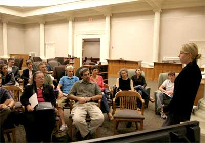 Princeton weekly bulletin 2005 10 24 new reception - Princeton university office of admissions ...