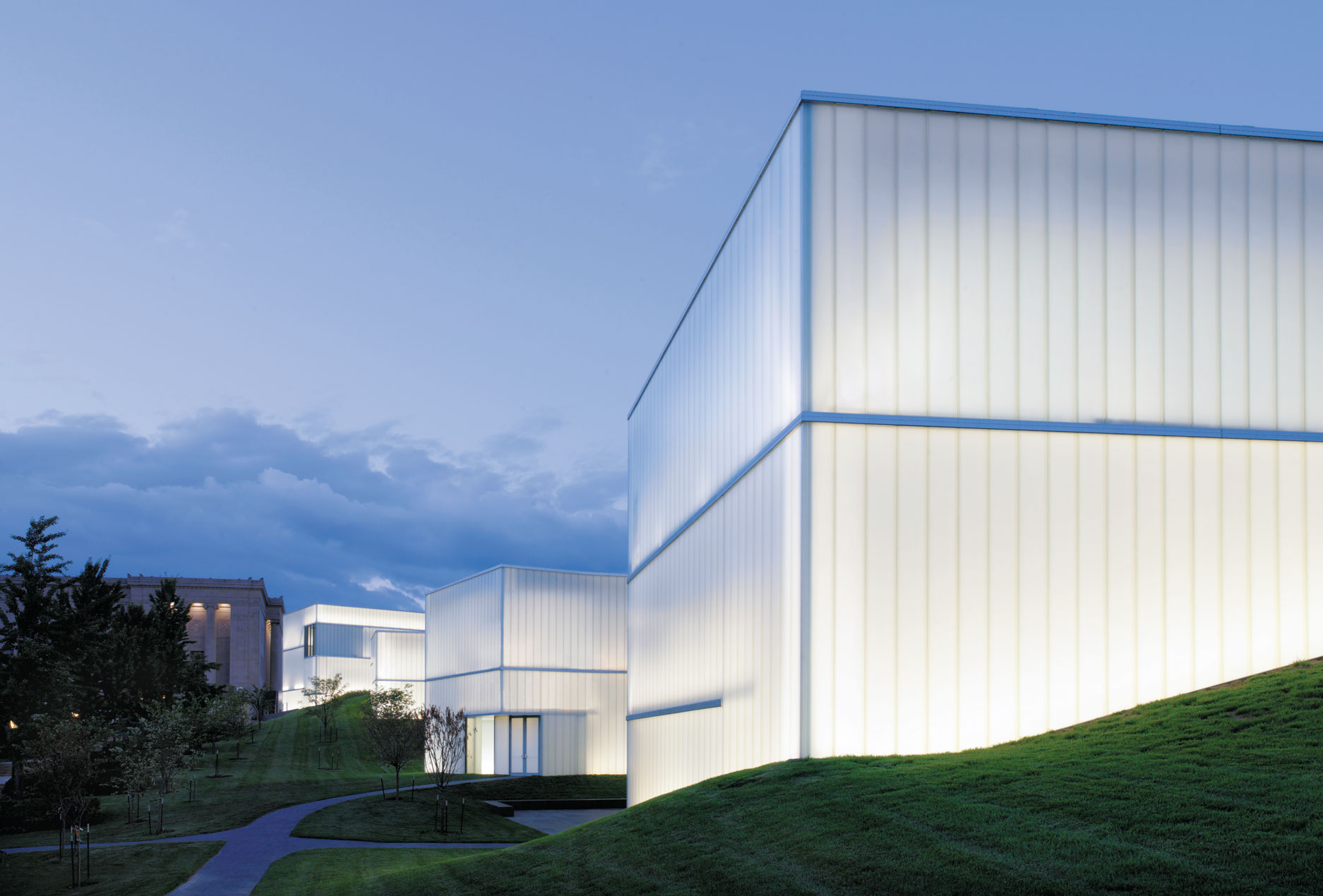 Steven holl architects to design arts buildings 2 4 2008 for Architecture firms kc