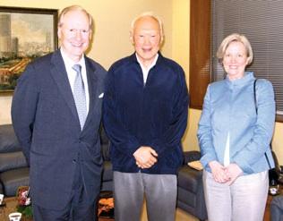 Tilghman travels to Asia to strengthen ties - 3/24/2008 - Princeton