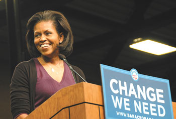 mrs obama college thesis What is michelle obama like in person update cancel when i interviewed mrs obama a month or so later in iowa, she was still pretty frank and mischievous.